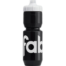 Fabric Gripper Isulated Bottle 650ml black/white